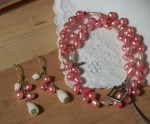 Freshwater Coral Pearls