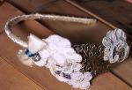 Vintage Lace Headband