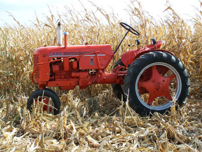 1941 Case VC tractor